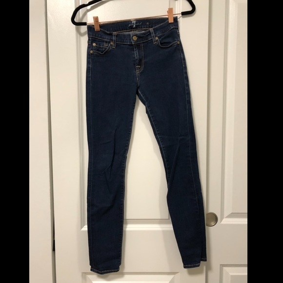 7 For All Mankind Denim - 7 For All Mankind Jeans. Size 26